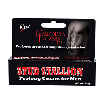Stud stallion prolong cream for men