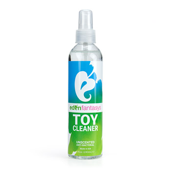 Toy cleanser - EdenFantasys toy cleaner