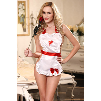 Image of Costume - Sexy housewife