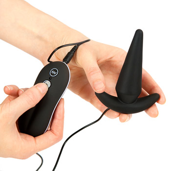 Buy Anal Pleaser Classic Vibrating Plug