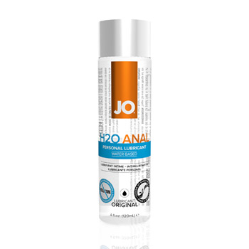 JO H2O anal lubricant - Lubricant
