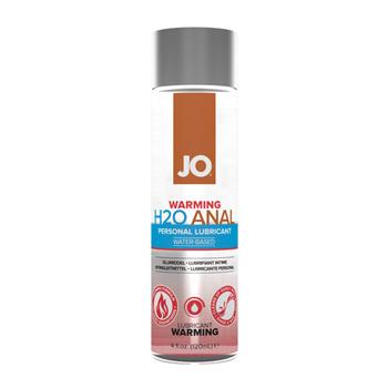JO H2O warming anal lubricant