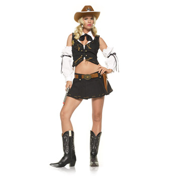 Image of Costume - Good sheriff (M)