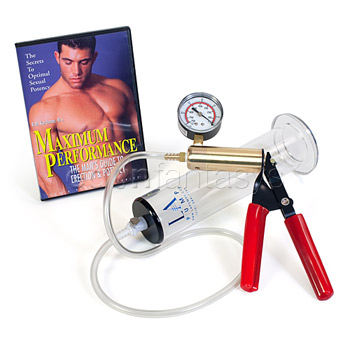 Premium Package 2 - Penis pump