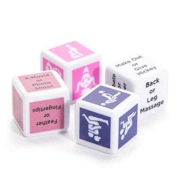 Ultimate bedroom dice game