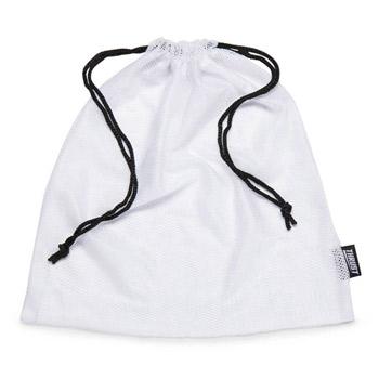 Mesh drawstring male sex toy bag
