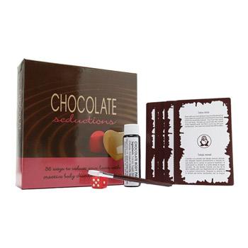 Chocolate seduction lovers game