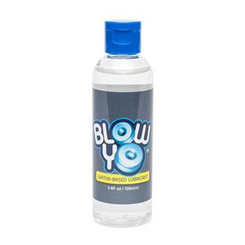 BlowYo water-based lubricant