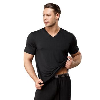 Bamboo lounge shirt (S)