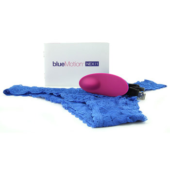 Image of Vibrating panty - blueMotion Nex /1