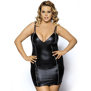Queen of spades plus size