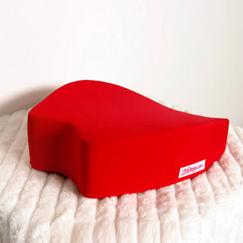 Little Deeper love cushion