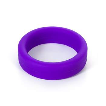 Image of Super soft c-ring (Purple)