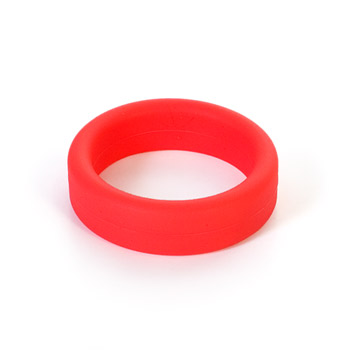 Image of Super soft c-ring (Red)