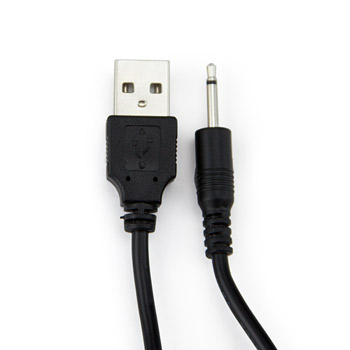 USB charger 12 mm pin