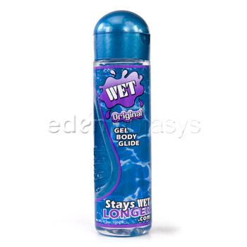 Original gel lubricant