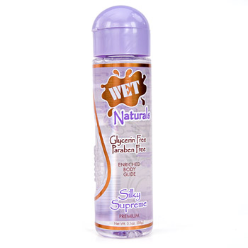 Naturals gel lubricant - Lubricant