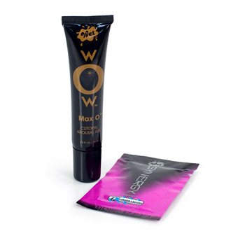 Wow clitoral arousal gel