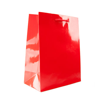 Gift Bag Red - Miscellaneous