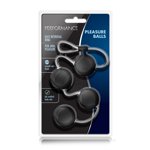 Performance pleasure balls