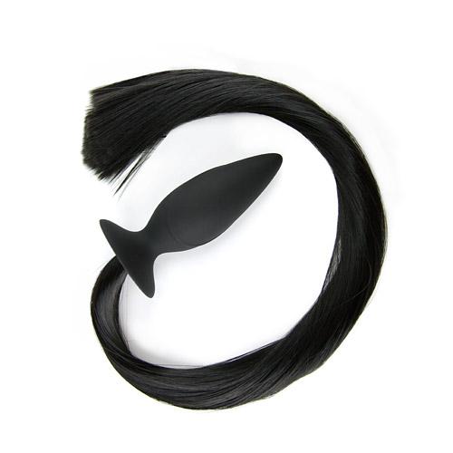Product: Pony play silicone plug