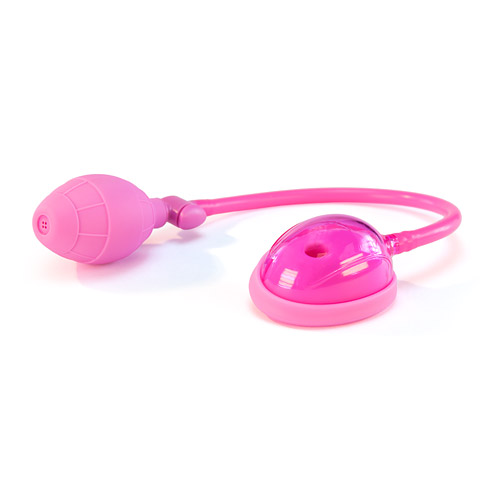 Silicone pussy pump
