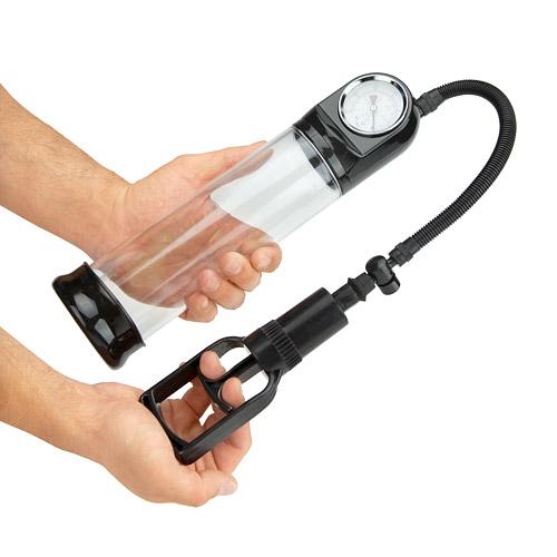Vacuum gauge hook up