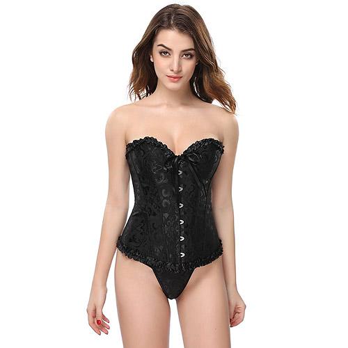 Seductive corset