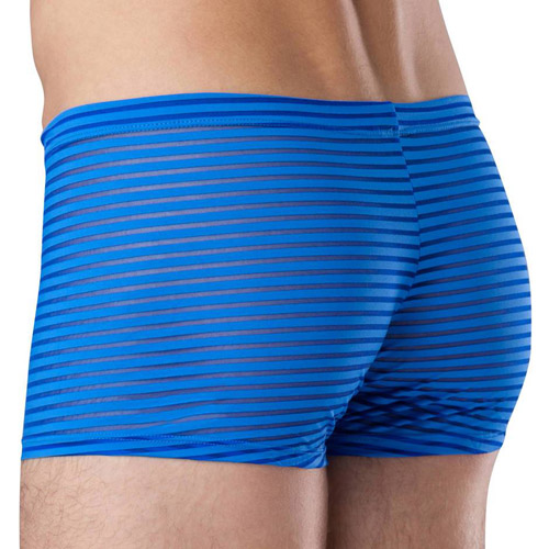 Mesh boxer shorts royal